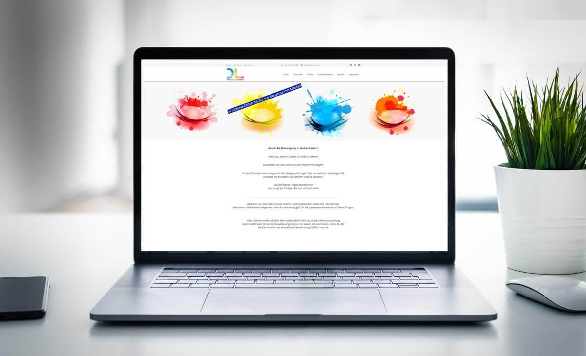 Projekt Webdesign Uhl